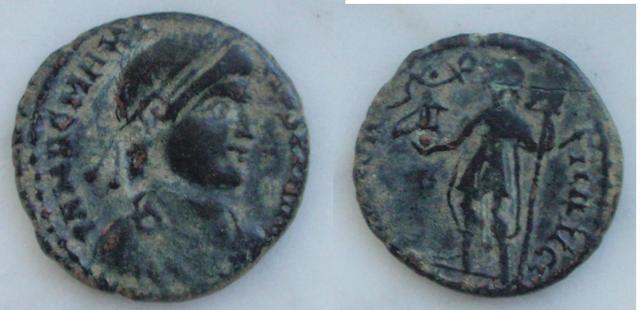 AE2 de Magno Máximo Magmax