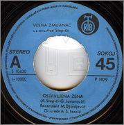 Vesna Zmijanac - Diskografija  1979_2_z_a