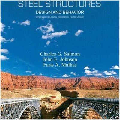 Steel Structures Design And Behavior 5th Edition Solution Ma 9e447c3777e938f070f951bfec0625f8