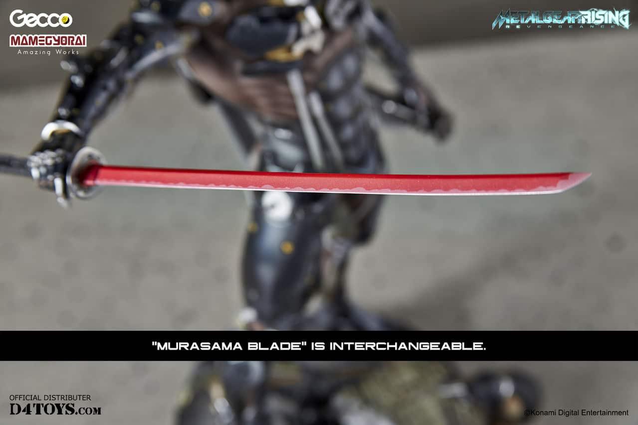 [Gecco,  Mamegyorai] Metal Gear Rising: Revengeance - RAIDEN White Armor 1/6 - SDCC2015 Exclusive - Página 2 D4_op02