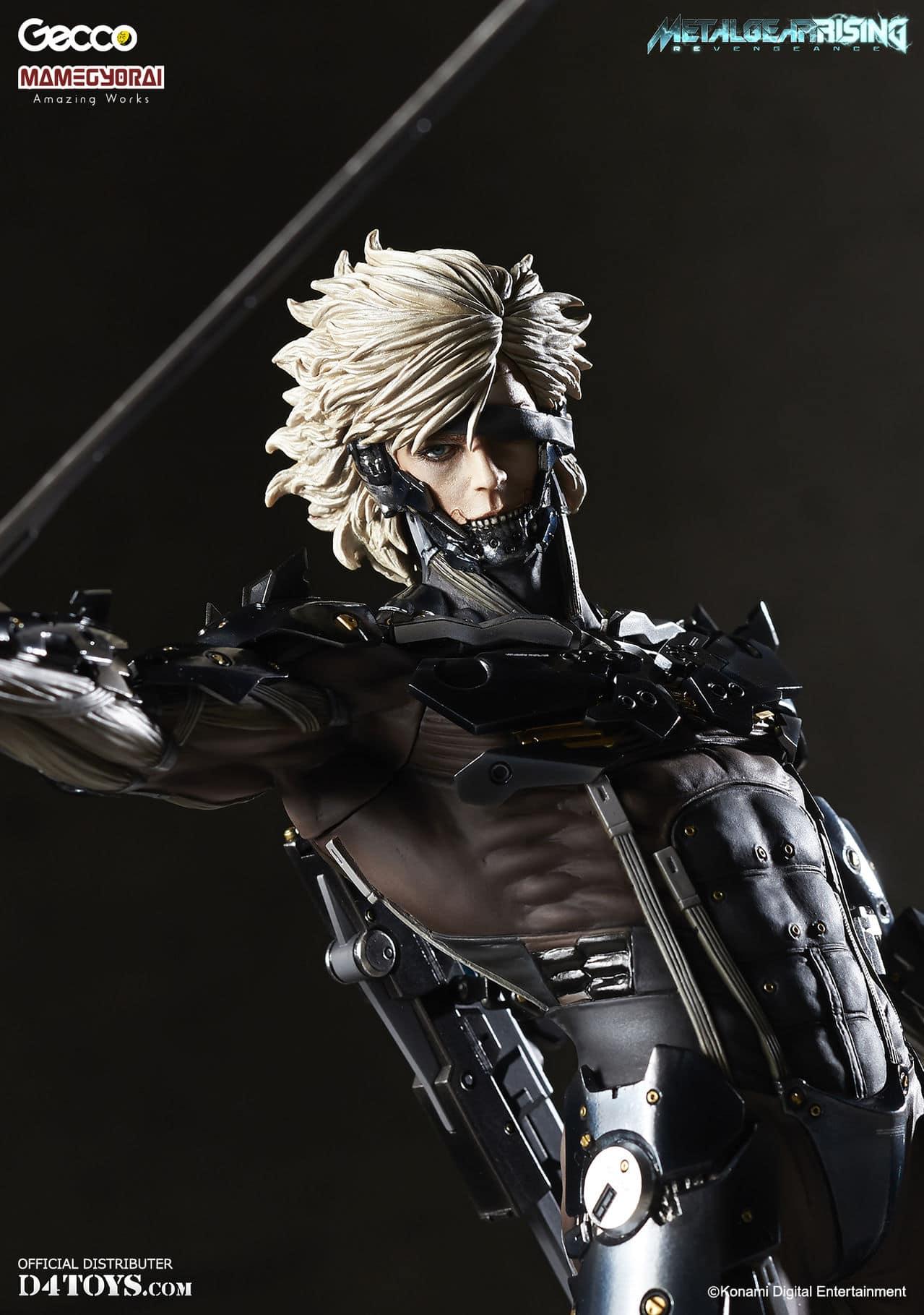 [Gecco,  Mamegyorai] Metal Gear Rising: Revengeance - RAIDEN White Armor 1/6 - SDCC2015 Exclusive - Página 2 D4_004