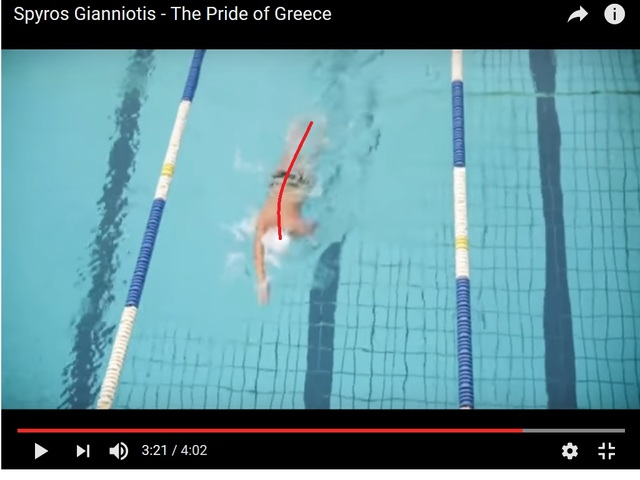 becoming a swimmer Gian5
