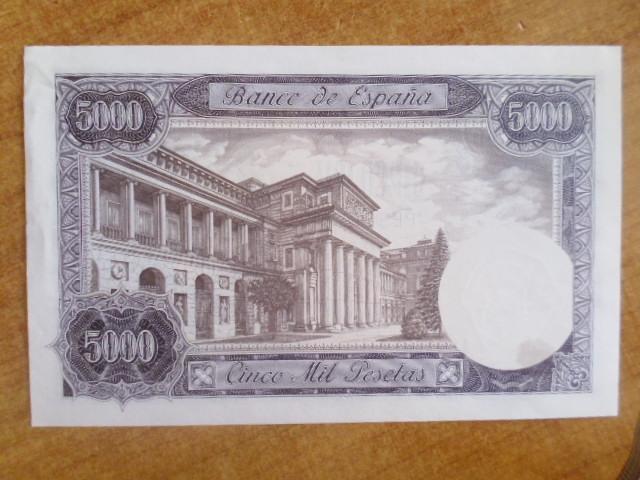 I aniversario numismario: 5000 pesetas 1976 Carlos III P1100973