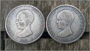 5 pesetas Alfonso XIII 1891 PGV Falsas verdad? Pgv2