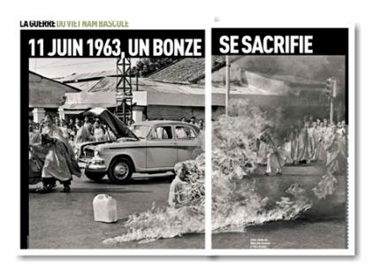 Martyrs bouddhistes: L'art de suicide Moine