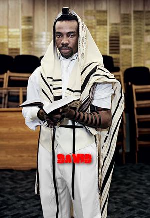 Jésus était un Négro/ NOIR DAVID