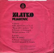 Zlatko Pejakovic - Diskografija  Back