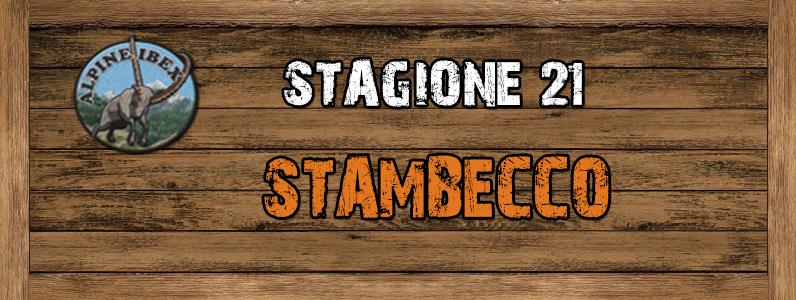 Stambecco - ST. 21 Stambecco