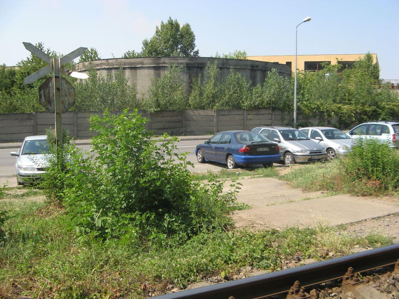 Calea ferată directă Oradea Vest - Episcopia Bihor IMG_0048