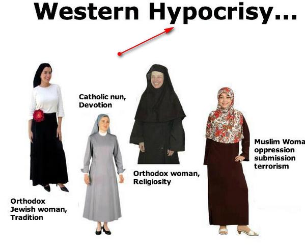 voile ou Burka en islam HYPOCRISY_OCCIDENT_VOILE