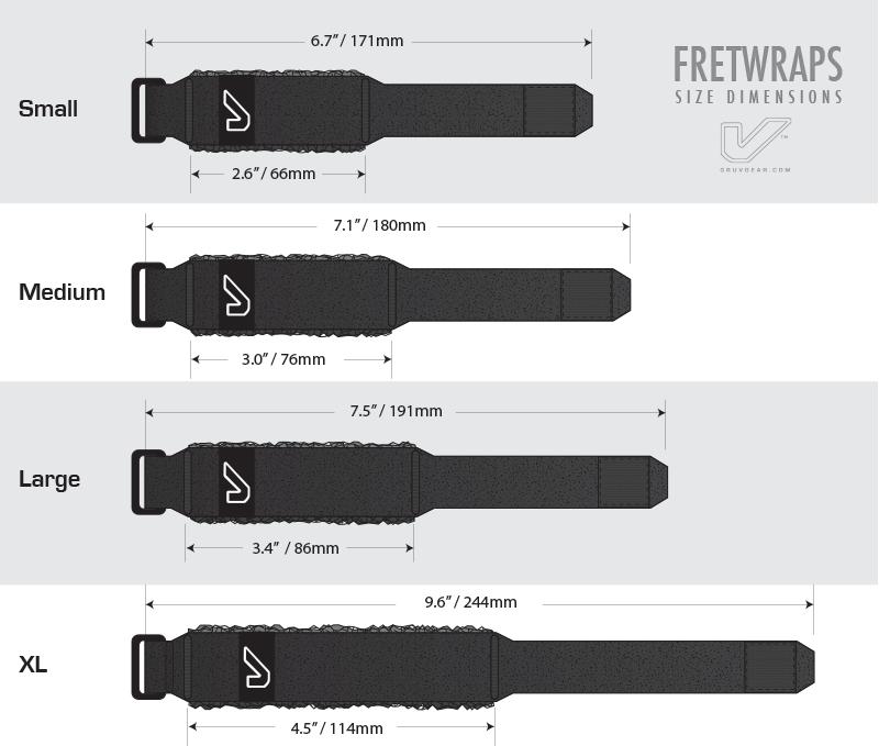 Fretwraps  FRETWRAPS