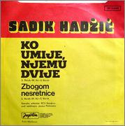 Sadik Hadzic - Diskografija Zadnja