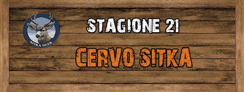 Cervo Sitka - ST. 21 Cervo_sitka