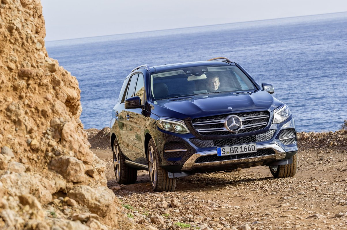 mercedes desiste de diesel nos EUA Mercedes-_GLE-4