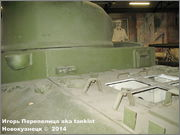 Американская бронированная ремонтно-эвакуационная машина M31, Musee des Blindes, Saumur, France M3_Lee_Saumur_060