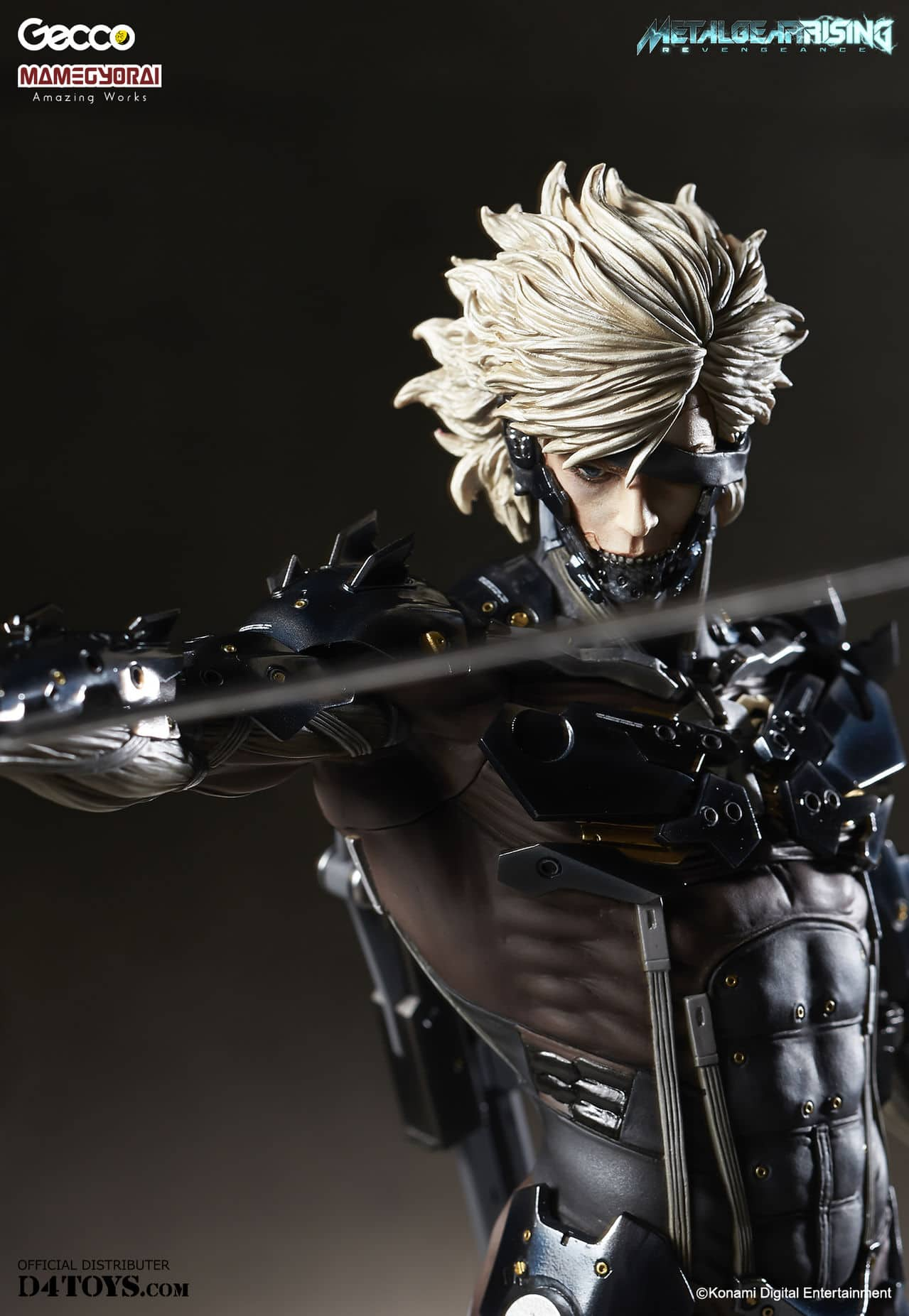 [Gecco,  Mamegyorai] Metal Gear Rising: Revengeance - RAIDEN White Armor 1/6 - SDCC2015 Exclusive - Página 2 D4_003