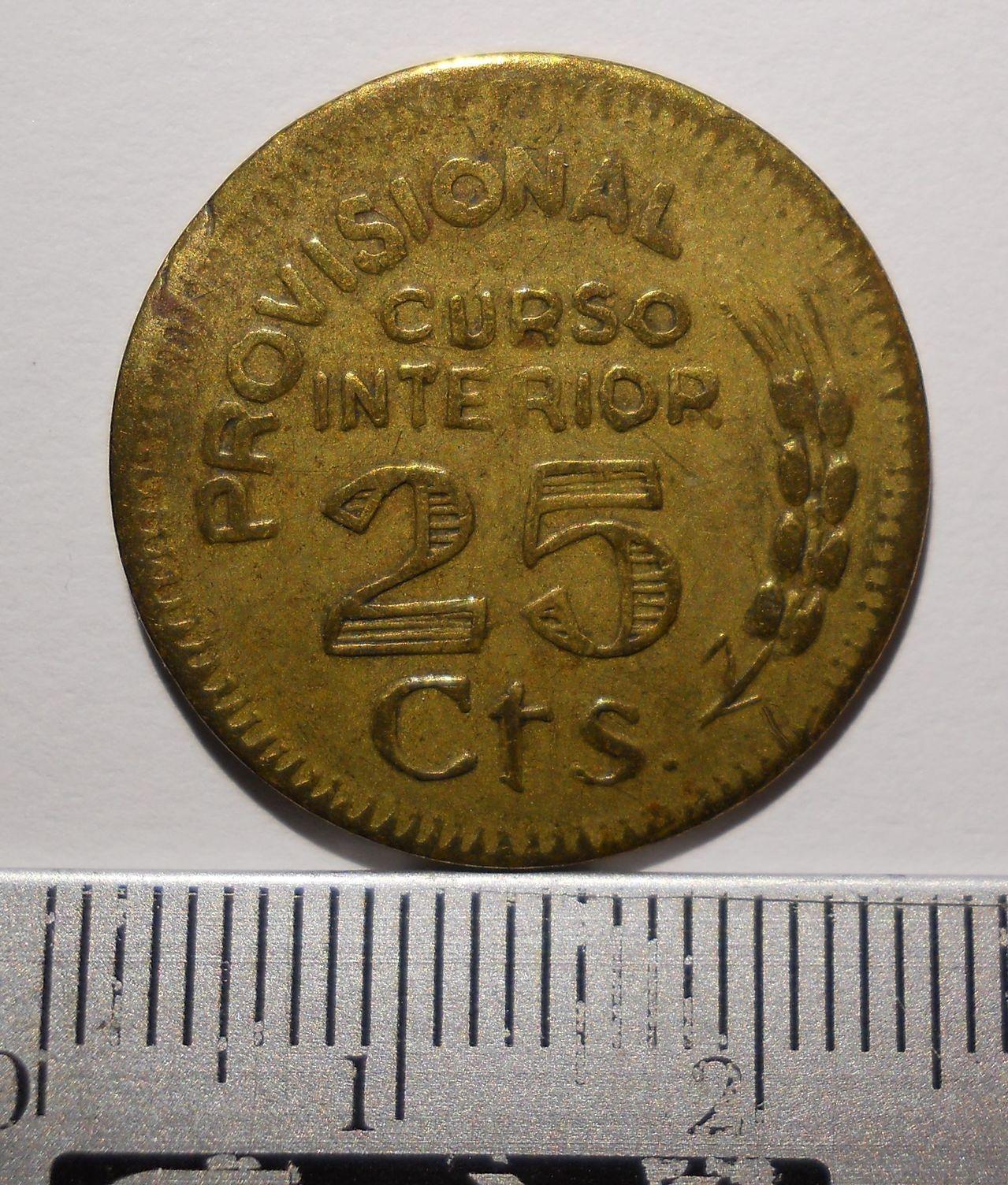 25 céntimos Lora del Rio LORRA_DEL_RIO_3