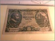 25 pesetas 1940 25pesetas1940