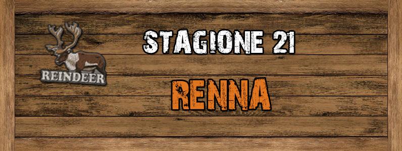 Renna - ST. 21 Renna