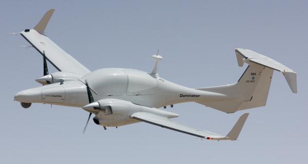 Inventario  de  aeronaves de  la  FAM  ( actualizado 23 Febrero 2016 ) DOMINATOR_UAV_1