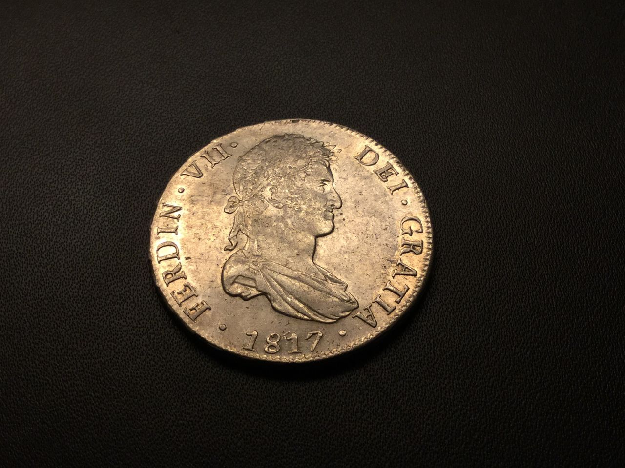 Fernando VII 8 Reales 1817 Potosi Image