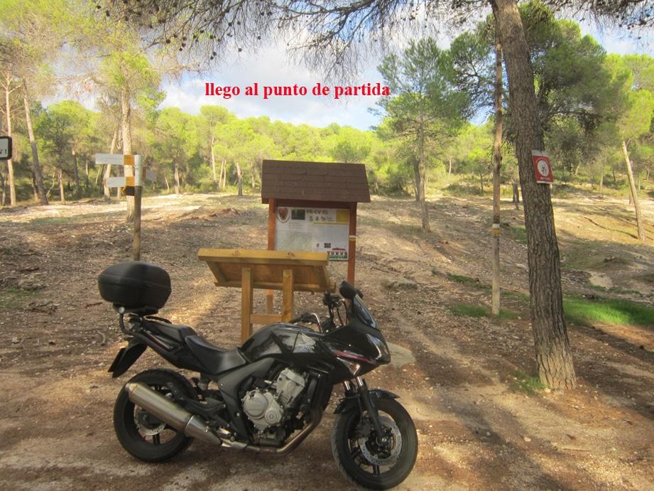 EL RECONCO,Biar + COVA NEGRA (ruta motosenderista) Biar31