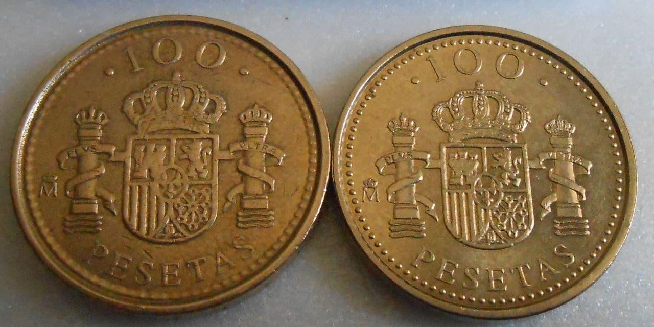 100 pesetas 1998, ¿variante perlas unidas? DSCN1106