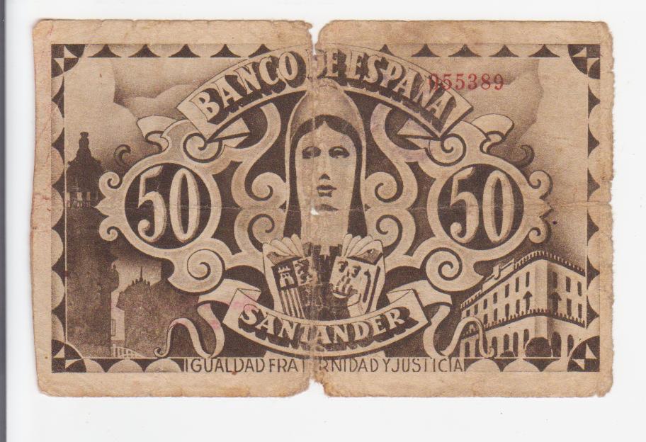 50 pesetas Santander 1936 (todos los bancos) 50_pesetas_santander_banco_mercantil_001