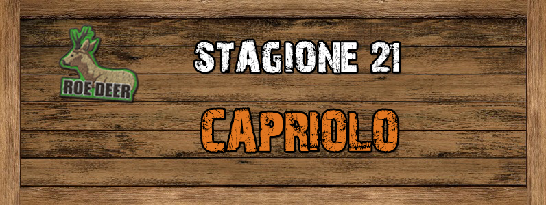 Capriolo - ST. 21 Capriolo