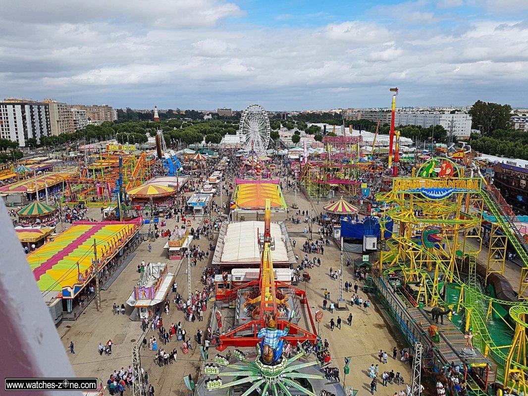 Feria de abril de Sevilla 2017 con mi Marinemaster 20170430_170914