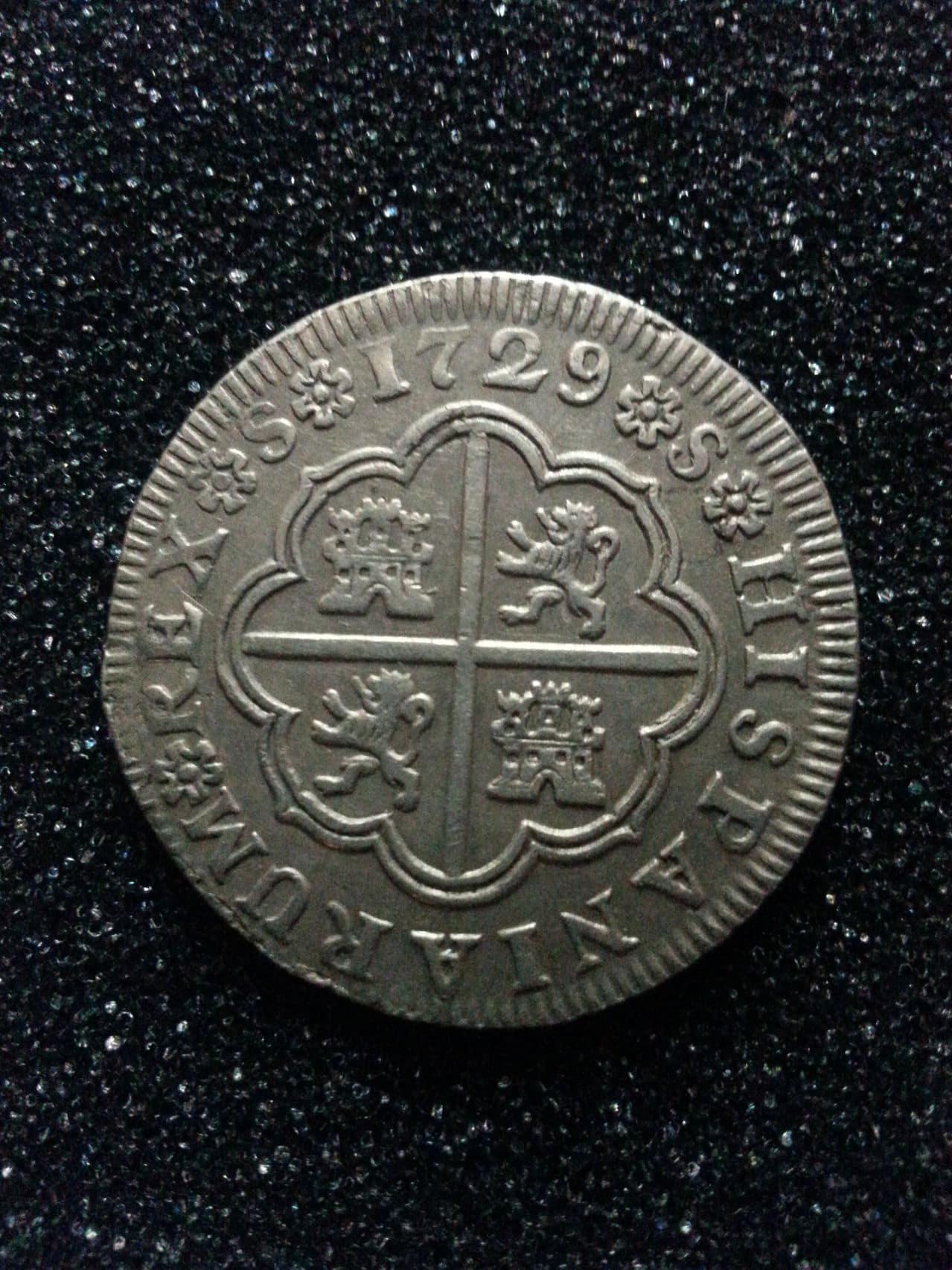2 reales de 1729. Felipe V ceca Sevilla 20150212_170430