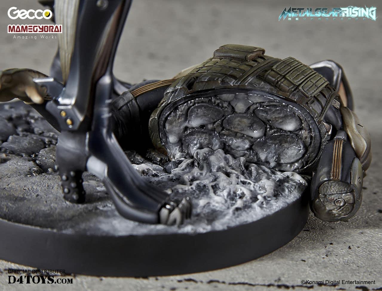 [Gecco,  Mamegyorai] Metal Gear Rising: Revengeance - RAIDEN White Armor 1/6 - SDCC2015 Exclusive - Página 2 D4_d05