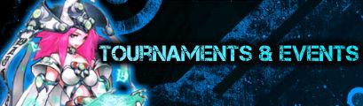 Tournaments & Events