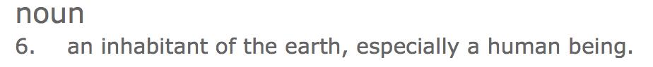 Die Erde, in der wir leben und der Raum, der die Welt ist - Seite 21 Inhab