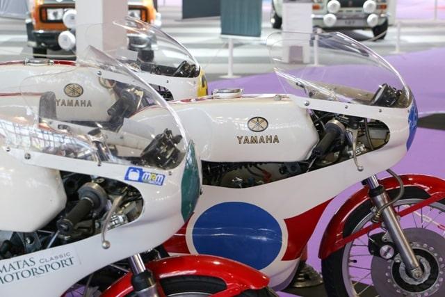 ClassicAuto Madrid 2017 Yamaha_TZ