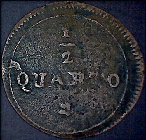 1/2 quarto 1811. José Napoleón. Barcelona 12_1