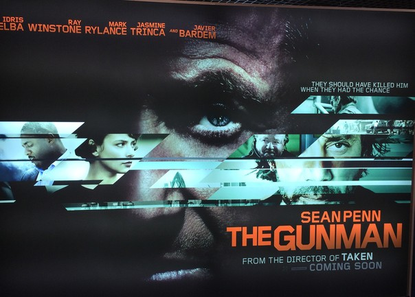 The Gunman (Caza al Asesino) (2015) Thegunman