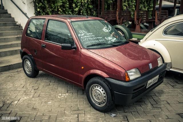 Fiat in Brasile Fiat_500_1993