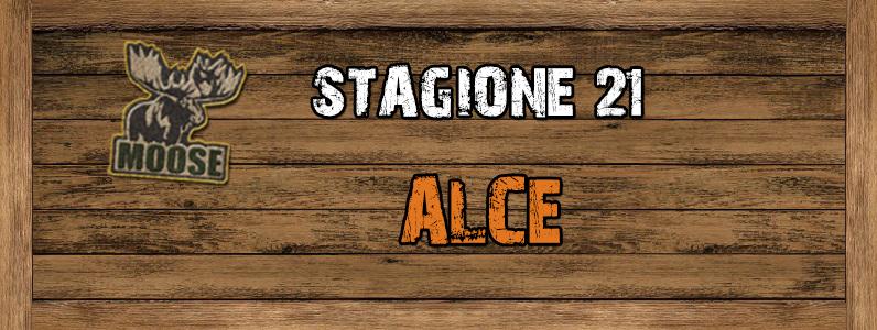 Alce - ST. 21 Alce