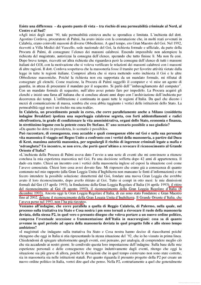 Operación Kondor: El GOI/P-2 contra el GOF Books