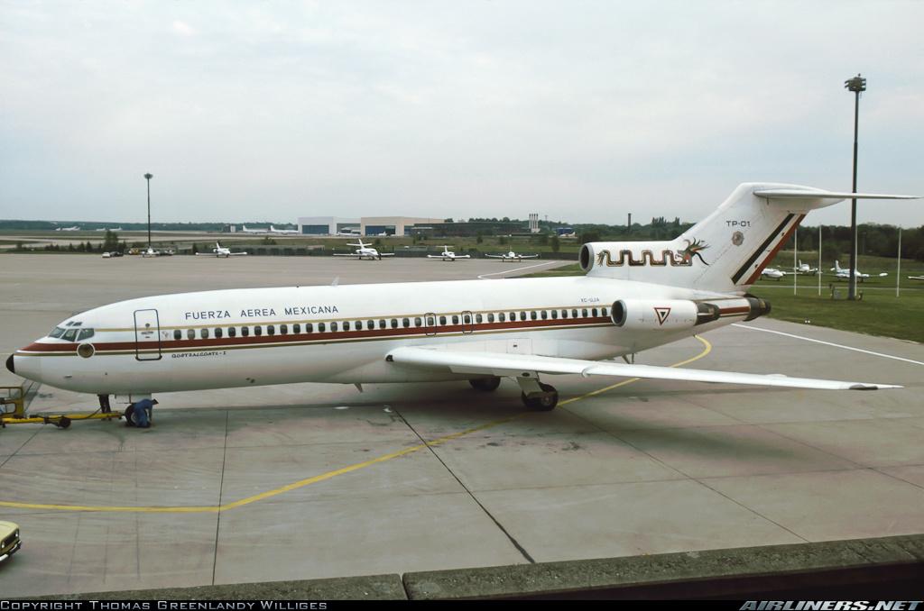 Boeing 727 Fuerza Aérea Mexicana - Página 8 2118565