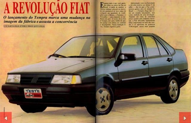 Nuova Fiat Tipo ( prog.AEGEA ) - Pagina 6 Tempra