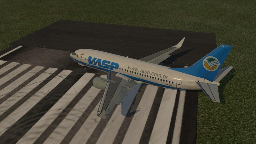 Primeiros testes com X-Plane11 Image