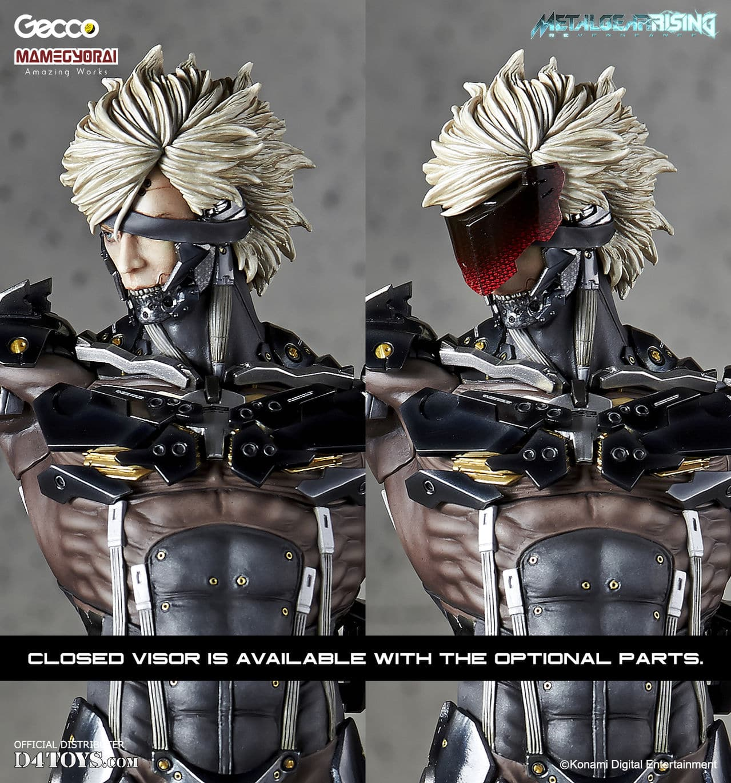 [Gecco,  Mamegyorai] Metal Gear Rising: Revengeance - RAIDEN White Armor 1/6 - SDCC2015 Exclusive - Página 2 D4_op01