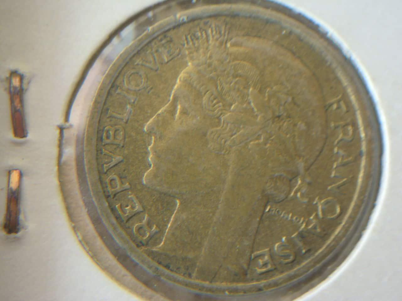 50 cents. Francia 1939 Ceca? DSCN0888