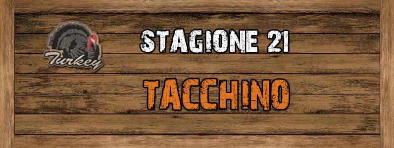 Tacchino - ST. 21 Tacchino