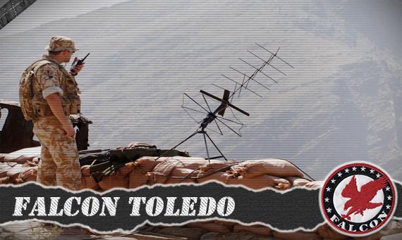 Obtención de Licencia de Radioaficionado Falcon-_Toledo