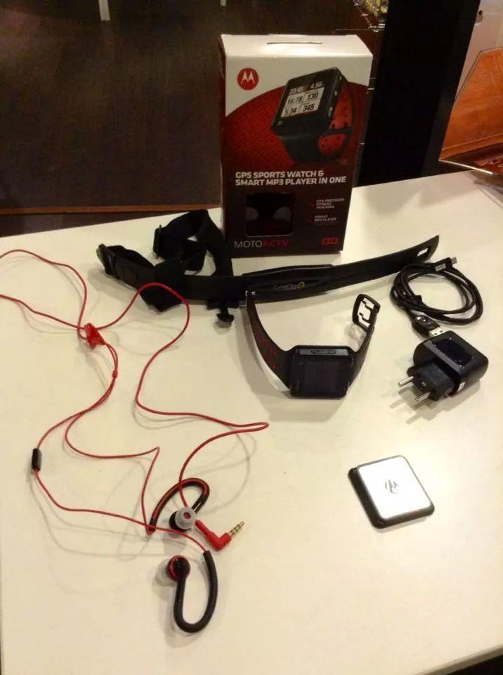 VENDIDO - Pulsometro/GPS/MP3 - Motorola MOTOACTV IMG_55052869891061