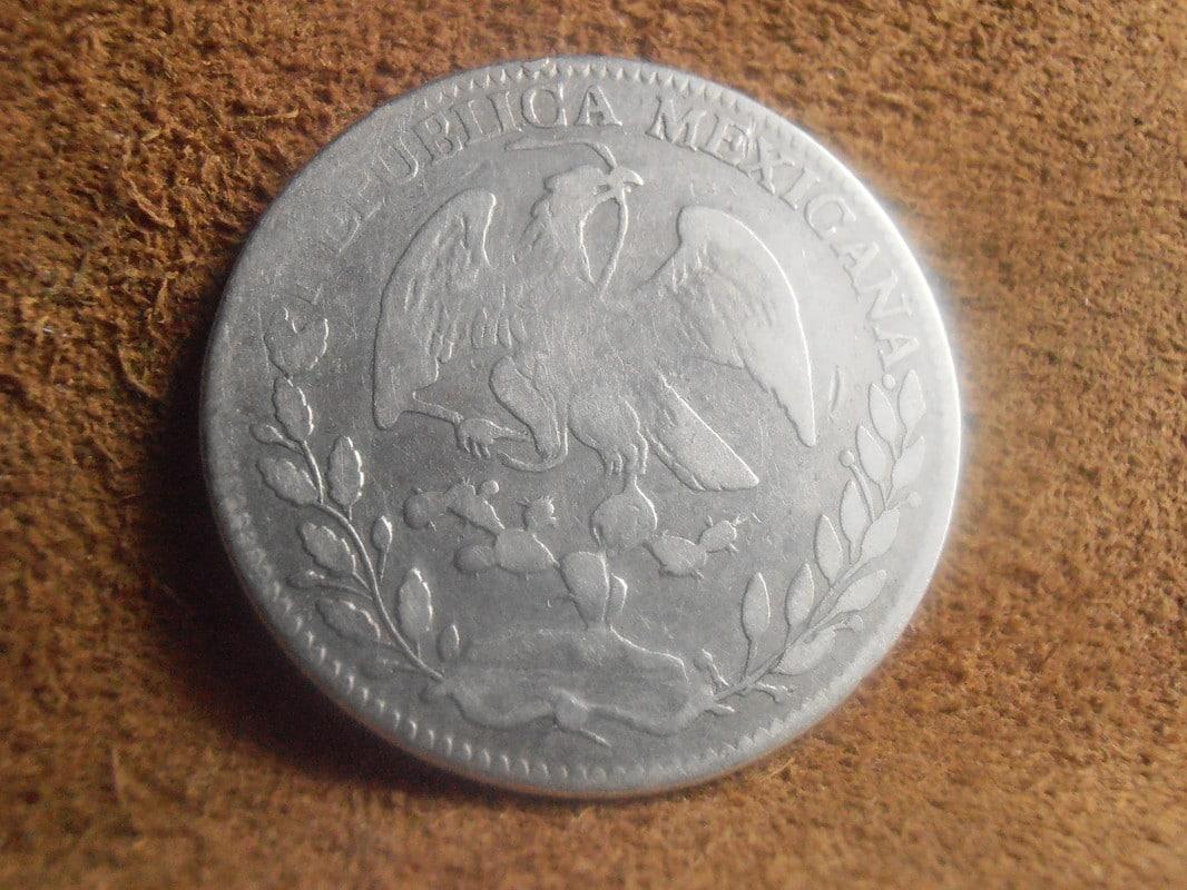 4 Reales 1856 Guanajuato P2248605