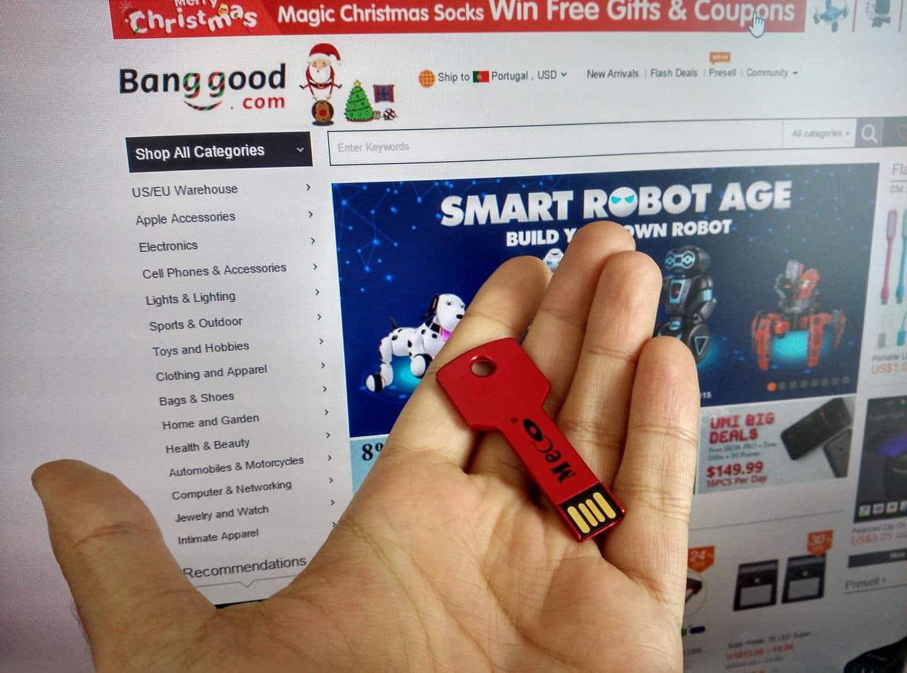 OPORTUNIDADE  [Provado] Banggood - Comprar na China é SEGURO, BARATO E RÁPIDO! (Armazém na Europa) - Página 5 Chave